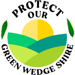 Protect our Green Wedge Shire logo